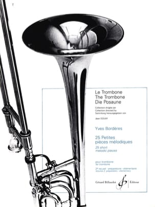 Yves Borderes - 25 Small Melodic Pieces Volume 2 - Sheet Music - di-arezzo.com