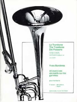 Yves Borderes - 40 Recreational Exercises On Volume 2 Series - Sheet Music - di-arezzo.com