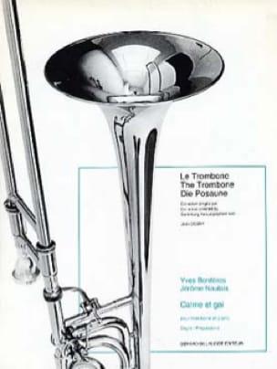 Bordères Y. / Naulais J. - Calme Et Gai - Partition - di-arezzo.fr
