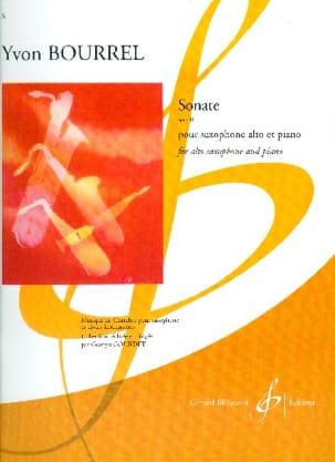 Yvon Bourrel - Sonata - Sheet Music - di-arezzo.co.uk