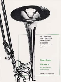Roger Boutry - Piece In F - Sheet Music - di-arezzo.co.uk