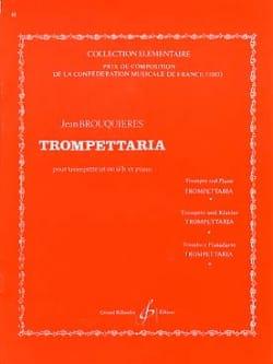 Jean Brouquières - Trompettaria - Partition - di-arezzo.fr
