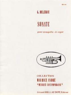 Georges Delerue - Sonate - Partition - di-arezzo.fr