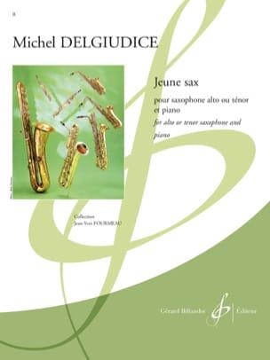 Giudice Michel Del - Young Sax - Sheet Music - di-arezzo.com