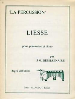 Jean-Marie Depelsenaire - Liesse - Partition - di-arezzo.fr