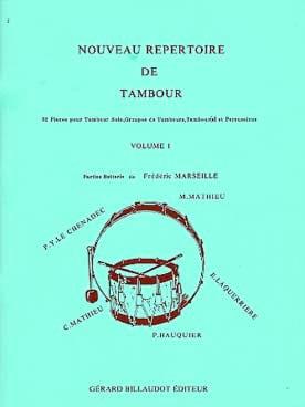 New Drum Directory Volume 1 - Sheet Music - di-arezzo.com