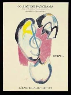 - Timbales Panorama - Sheet Music - di-arezzo.com