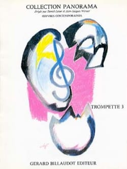 Panorama Trompette 3 - Partition - Trompette - laflutedepan.com