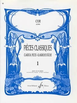 Classic Parts Volume 1 - Sheet Music - di-arezzo.com