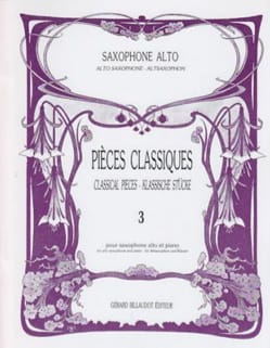 - Classic Parts Volume 3 - Sheet Music - di-arezzo.co.uk