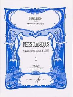 - Pièces Classiques Volume 1 - Partition - di-arezzo.fr