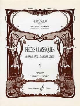 - Pièces Classiques Volume 4 - Partition - di-arezzo.fr
