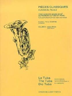 Pièces Classiques Volume 5 Partition Tuba - laflutedepan