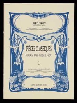 Pièces Classiques Volume 1 Partition laflutedepan
