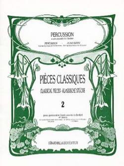 - Pièces Classiques Volume 2 - Partition - di-arezzo.fr