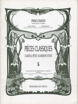 Classic Parts Volume 5 - Sheet Music - di-arezzo.com