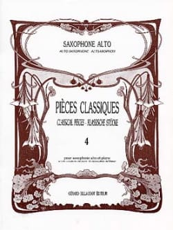 - Volume 4 Classic Parts - Sheet Music - di-arezzo.co.uk