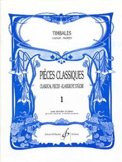 - Classic Parts Volume 1 - Sheet Music - di-arezzo.com