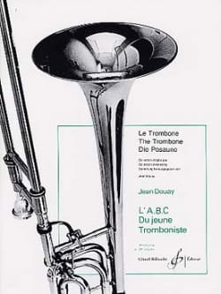 Jean Douay - ABC of the Young Trombonist Volume 2 - Sheet Music - di-arezzo.co.uk