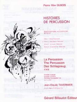 Histoires de Percussion Volume 2 - Valse Boîteuse laflutedepan