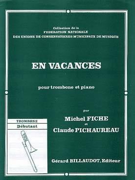 En Vacances - Fiche Michel / Pichaureau Claude - laflutedepan.com