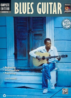 Complete Acoustic Blues Guitar - Méthode Complète laflutedepan