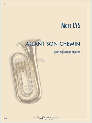 Allant Son Chemin Marc Lys Partition Tuba - laflutedepan