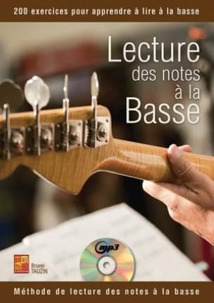 Bruno Tauzin - Reading Notes At The Bass - Sheet Music - di-arezzo.com
