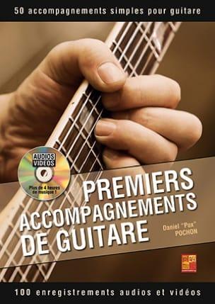 Premiers Accompagnements De Guitare - laflutedepan.com