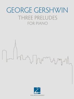 George Gershwin - Three preludes - Sheet Music - di-arezzo.co.uk