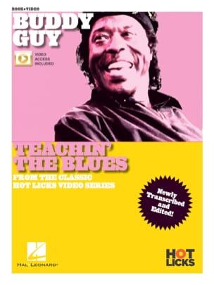 Buddy Guy - Teachin' the Blues - Buddy Guy - laflutedepan.com