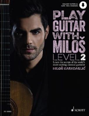 Play Guitar with Milos - Volume 2 - laflutedepan.com