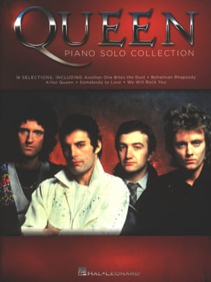 Queen - Queen - Piano Solo Collection - Sheet Music - di-arezzo.co.uk