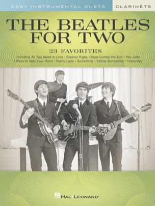 The Beatles for Two Clarinets - Beatles - Partition - laflutedepan.com