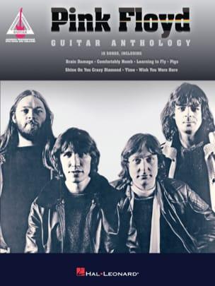 Pink Floyd - Guitar Anthology - Pink Floyd - laflutedepan.com