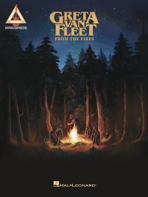From the Fires - Greta Van Fleet - Partition - laflutedepan.com