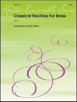 Classical Flextrios For Brass Partition laflutedepan