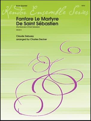Fanfare Le Martyre De Saint Sebastien - Quintette de Cuivres laflutedepan