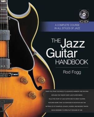 The Jazz Guitar Handbook - Rod Fogg - Partition - laflutedepan.com