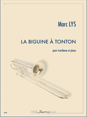 Marc Lys - The Biguine to Tonton - Partition - di-arezzo.co.uk