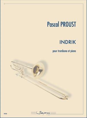 Pascal Proust - Indrik - Sheet Music - di-arezzo.com