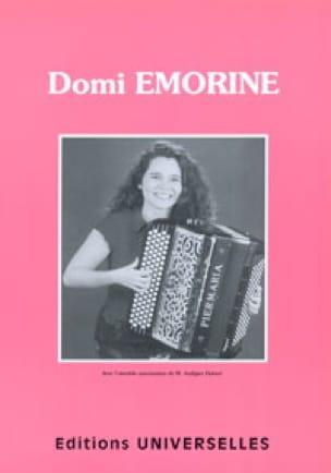 Domi Emorine - Album Domi Emorine Partition Accordéon - laflutedepan