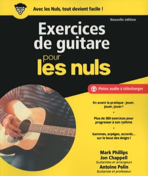 Exercices de Guitare pour les Nuls - 2e Edition laflutedepan
