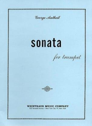 Sonata For Trumpet George Antheil Partition Trompette - laflutedepan