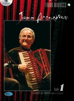 Jazz Accordion - Volume 1 Frank Marocco Partition laflutedepan