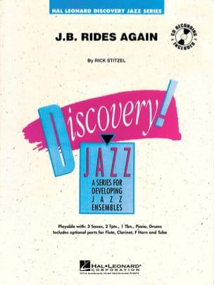 Discovery Jazz series - J.B. Rides Again - laflutedepan.com