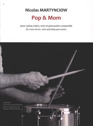 Nicolas Martynciow - Pop & Mom - Partition - di-arezzo.ch