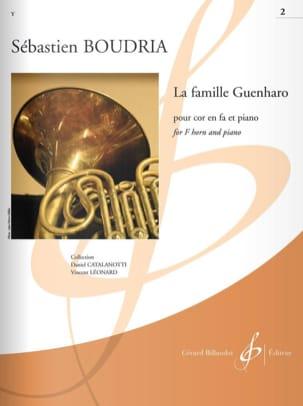 La Famille Guenharo - Volume 2 - Sébastien Boudria - laflutedepan.com