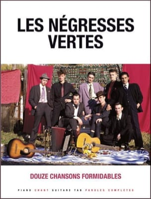 Les Négresses Vertes - Douze chansons formidables - Partition - di-arezzo.fr
