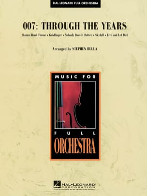James Bond - 007 - Through The Years - Sheet Music - di-arezzo.com